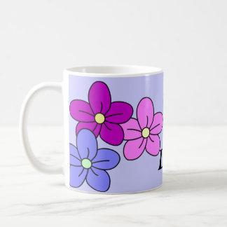 Custom Flower Mugs
