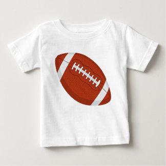 Custom Football Baby Fine Jersey T-Shirt