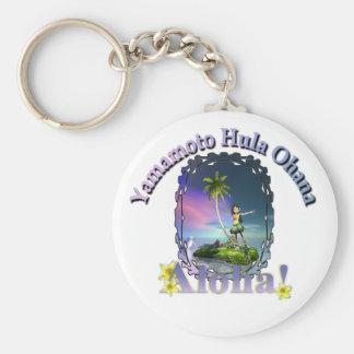 Custom For Yamamoto Hula Ohana Keiki Keychain 3