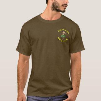 Custom For Yamamoto Hula Ohana T-Shirt