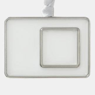 Custom Framed Ornament - Horizontal