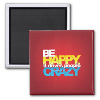 Custom Fridge magnet with inspirational quotes