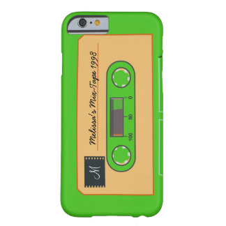 Custom Geen Mix-Tape Barely There iPhone 6 Case