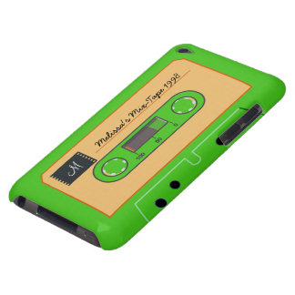 Custom Geen Mix-Tape iPod Touch Case