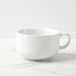 Custom Giant 28oz Porcelain Soup Mug