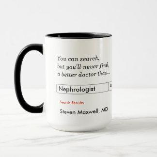 Custom Gift for Nephrologist Mug