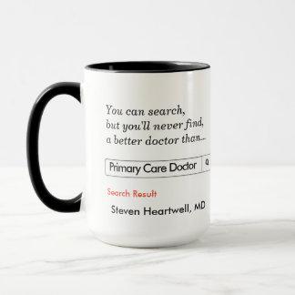 Custom Gift for Primary Care Doctor Mug