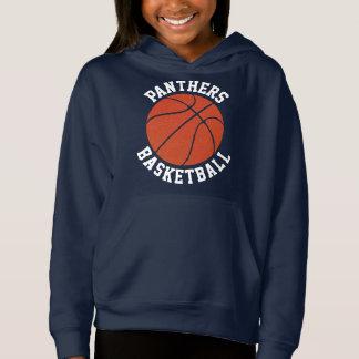 Custom Girls Basketball Sweatshirt