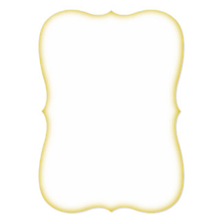Custom Gold Bracket Invitation - Make Your Own