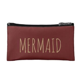 custom gold glamorous modern makeup makeup bag