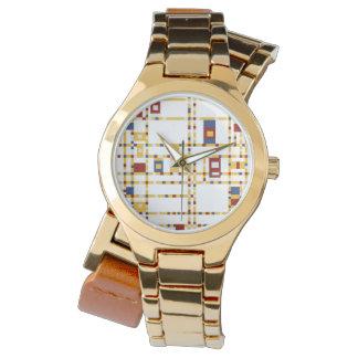 Custom Gold Wrap-Around Watch