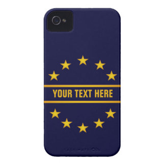 CUSTOM GOLDEN STARS iPhone case-mate iPhone 4 Cover