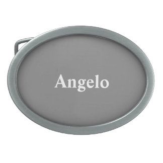 Custom Gray Best Colorful Belt Buckle