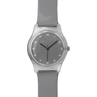 Custom Grey May28th Watch