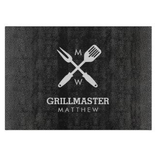Custom Grillmaster Cutting Board
