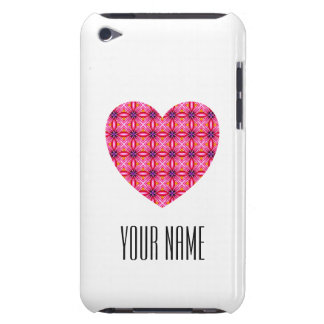 Custom Heart Case-Mate Barely There 4th Generation iPod Touch Case-Mate Case
