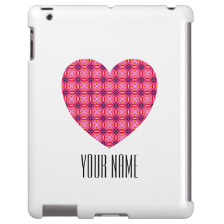 Custom Heart Case-Mate Barely There iPad Case