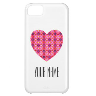 Custom Heart  Case-Mate Barely There iPhone 5C Cas iPhone 5C Cover