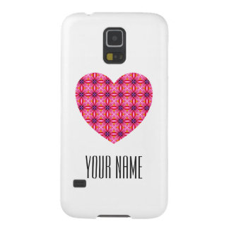 Custom Heart Case-Mate Barely There Samsung Galaxy Galaxy S5 Covers