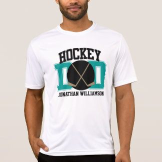 Custom Hockey Dad T-Shirt