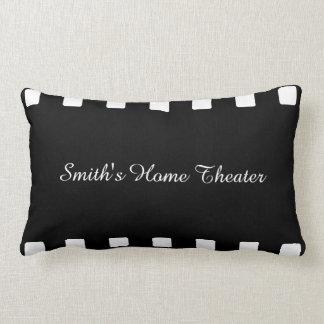Custom Home Theater Pillow