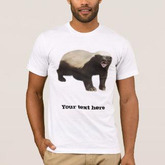 Custom Honey Badger T-Shirt
