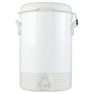Custom Igloo Beverage Cooler - Five Gallon