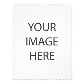 Custom Image Template 21.5 Cm X 28 Cm Flyer