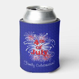 Custom Independence Day Fireworks Display