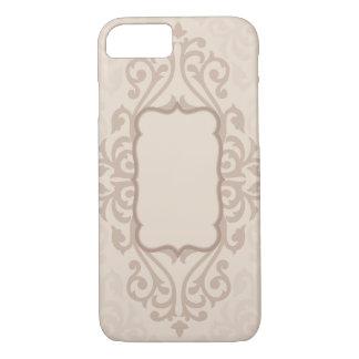 Custom Initial iPhone 7 Case