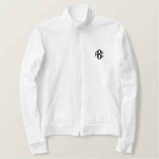 Custom Initial/Monogram Embroidered Jacket