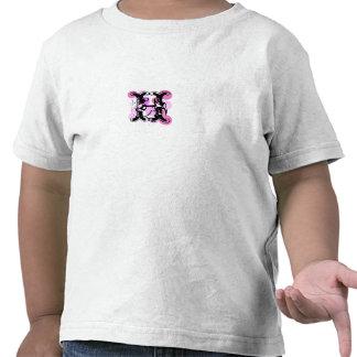 Custom Initial T Tee Shirts