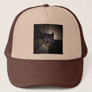 Custom Insanity Wolf Hat
