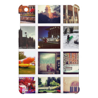 Custom Instagram Photo Collage iPad Mini Case