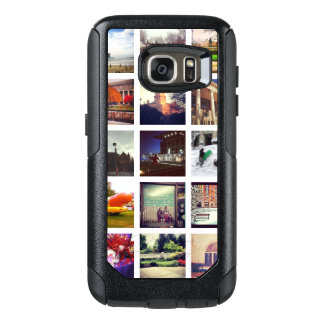 Custom Instagram Photo Collage OtterBox Samsung Galaxy S7 Case