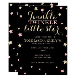 Custom Invitations for Trisha
