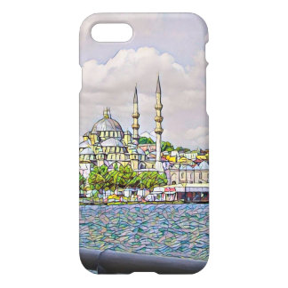 Custom iPhone 7 Brilliant Marries - Istanbul iPhone 8/7 Case