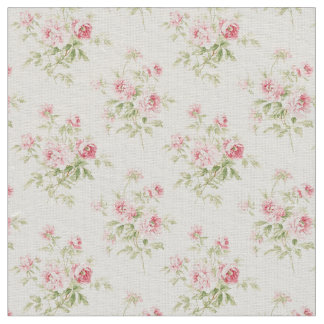 "Custom Ivory Linen (27""x18"") Fabric"