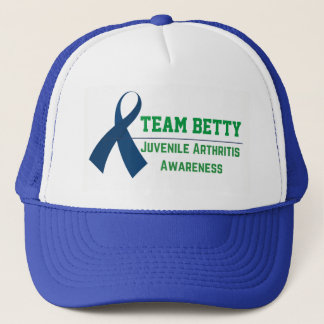 Custom Juvenile Arthritis Awareness Trucker Hat
