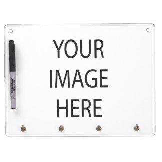 Custom Keychain holder and Pen Dry Erase Board