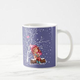 Custom Kid's Name Fun Christmas Gift Mugs
