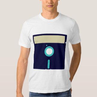 Custom label floppy shirt