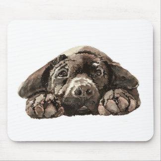 Custom Labrador Retriever - Dog Collection Mouse Pad