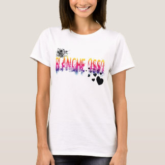 Custom Ladies Tee For Blanche Osso