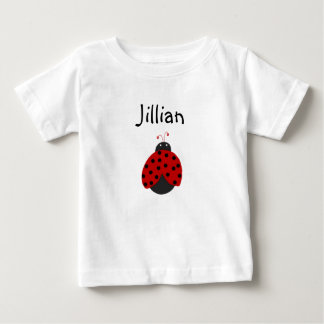 Custom Ladybug Name Shirt