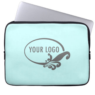 Custom Laptop Sleeve Bag Business Logo Branded