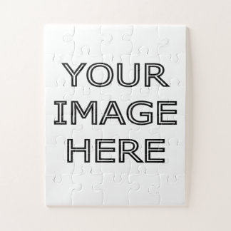 Custom Large Pieces Personalised Jigsaw Puzzle