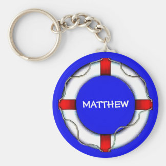 Custom Lifesaver Key Ring