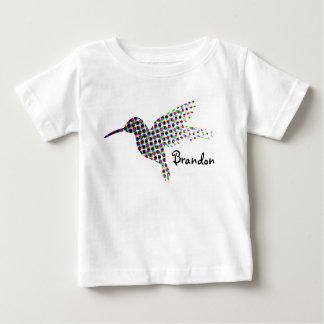 Custom little Hummingbird Baby T-Shirt