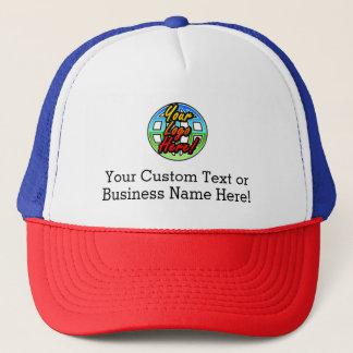 Custom Logo Baseball Cap Hat, No Minimum Quantity